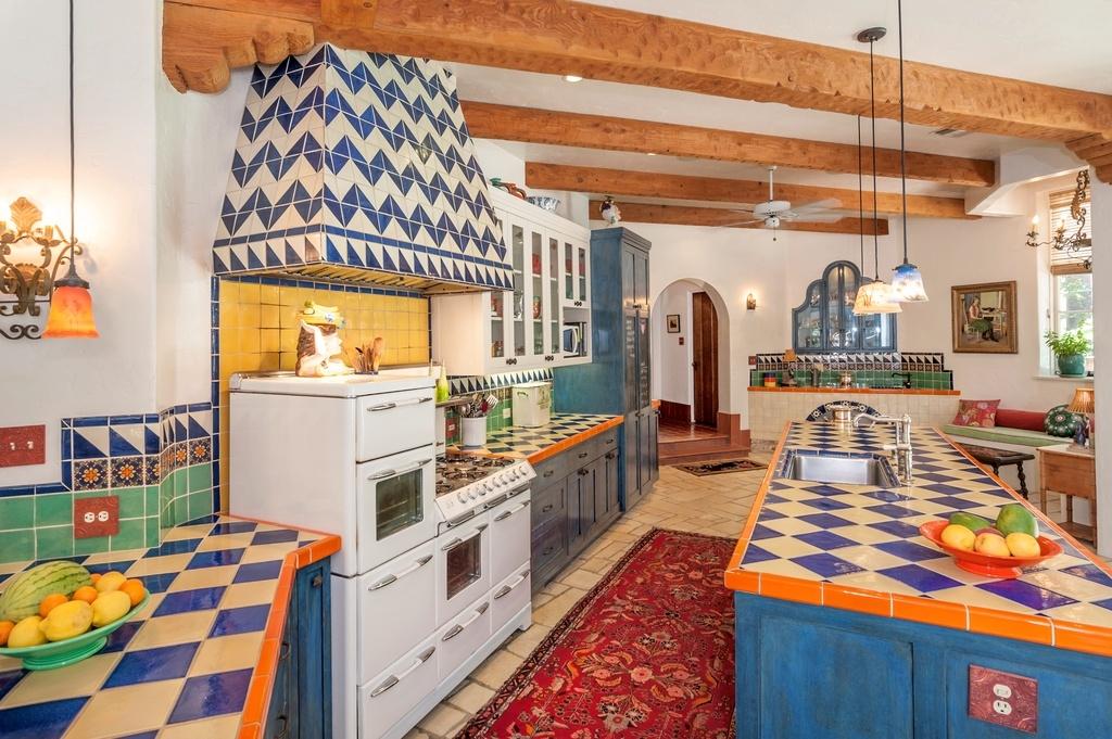 Mexican Talavera Tile for Kitchen  Mexican Tiles