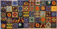 Mexican Ceramic Tiles  Mexican Tiles