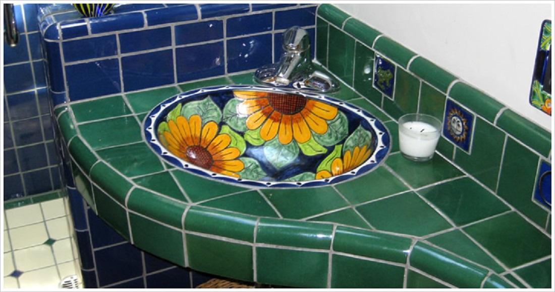 handmade bathroom sinks from mexico