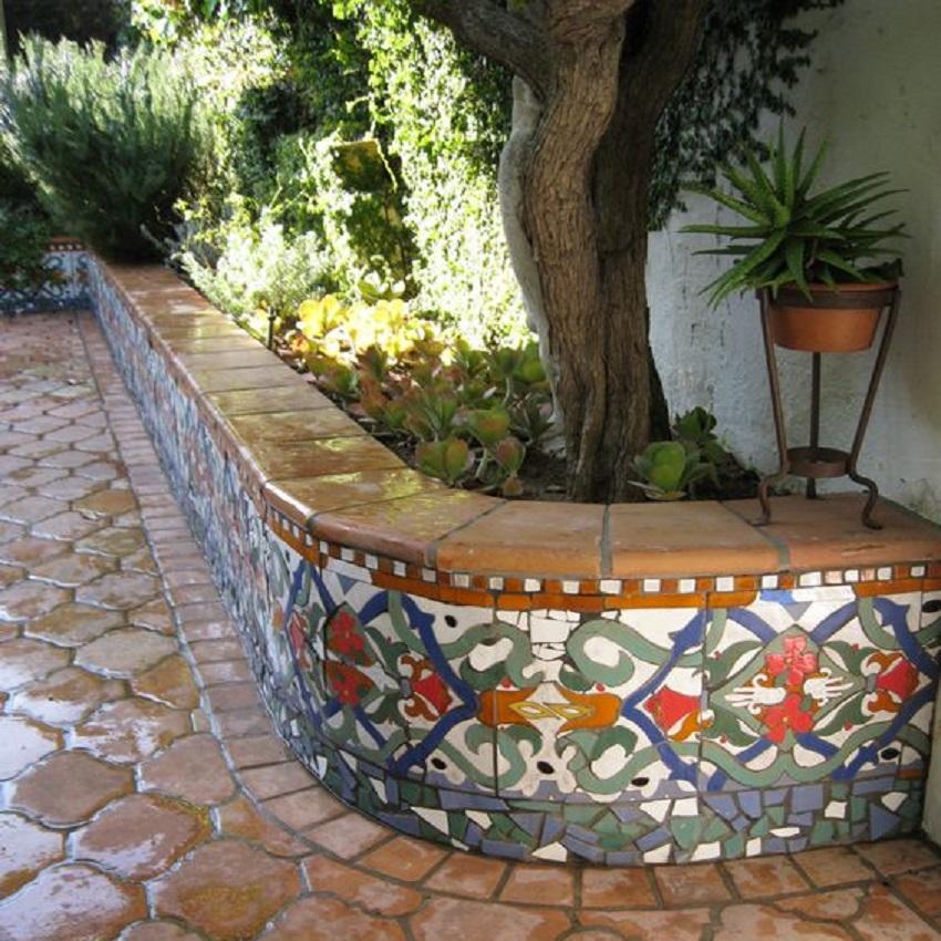 handcrafted ceramic design tiles