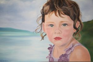 Oil on Canvas - Exhibited in the Perth Royal Agricultural Show 2011