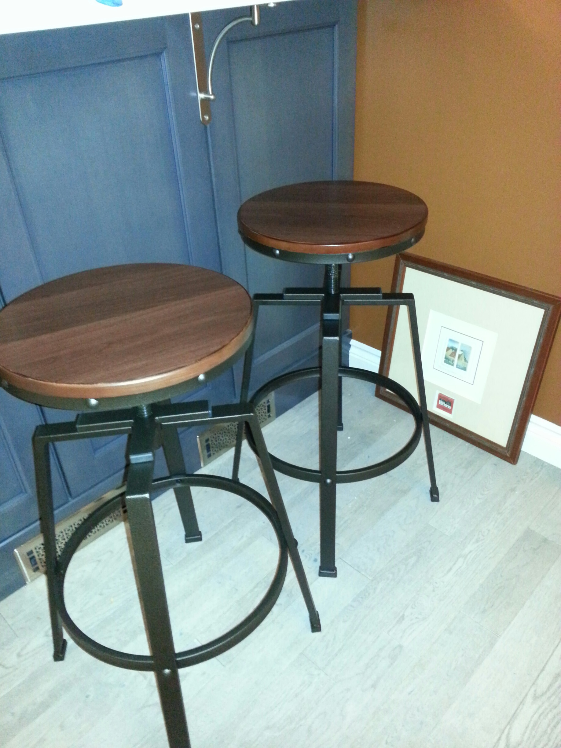 industrial chairs target stressless chair reviews canada progress report week 11  details my mid life reno