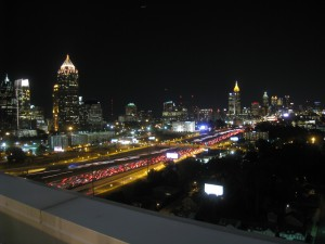Atlanta and Downtown Connector
