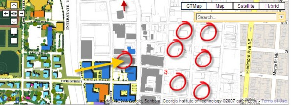 Georgia Tech Condo Housing Mid City Lofts