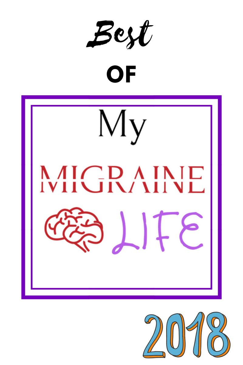 best of my migraine life 2018