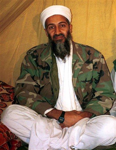 Osama Bin Laden (1/4)