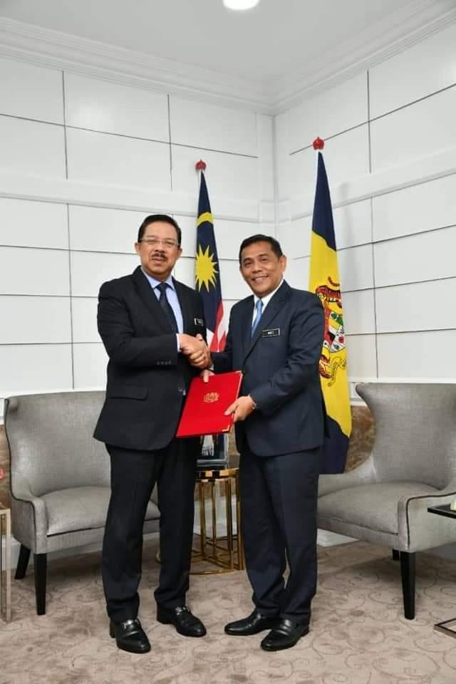 Datuk Muez bin Abd Azle, Secretary General of the Ministry of Defence Malaysia