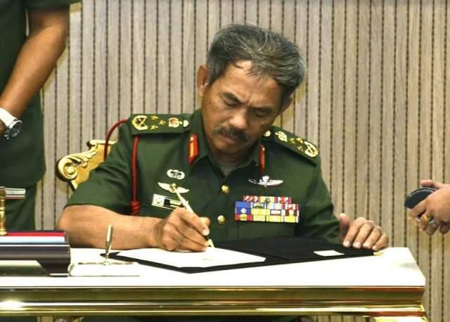 Lieutenant-General Dato' Haji Md Yusof bin Aziz who has been the President since 30 September 2020.