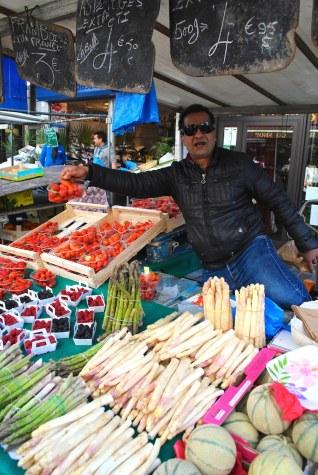 Marché d'Aligre - A True Parisian Market