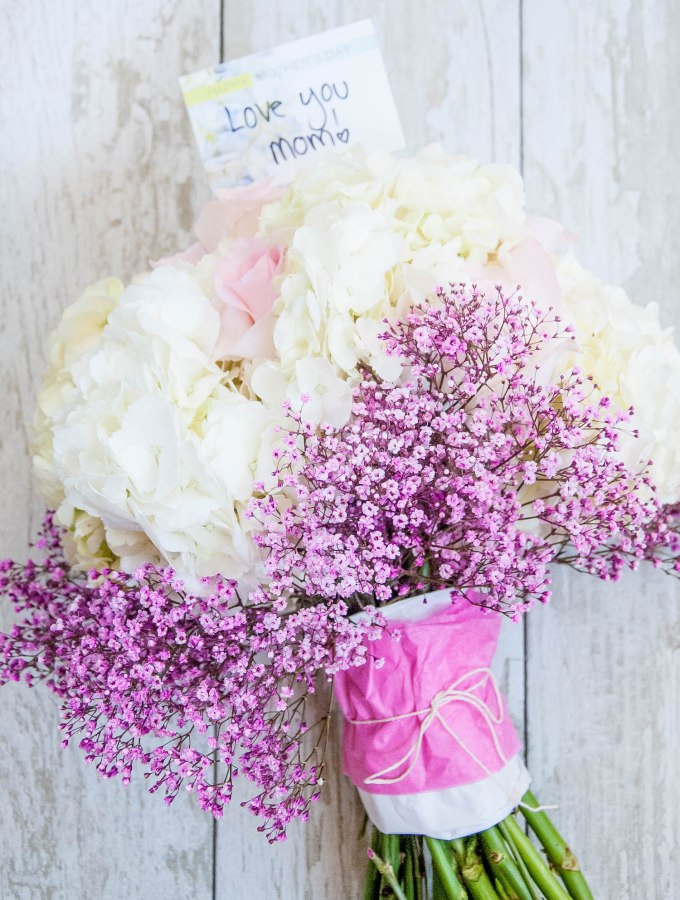 DIY Mother's Day Bouquet