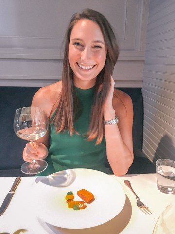 The most incredible dinner of my life - the Chef Thomas Keller's tasting menu at The French Laundry, Napa Valley CA