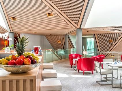 Tschuggen Lounge