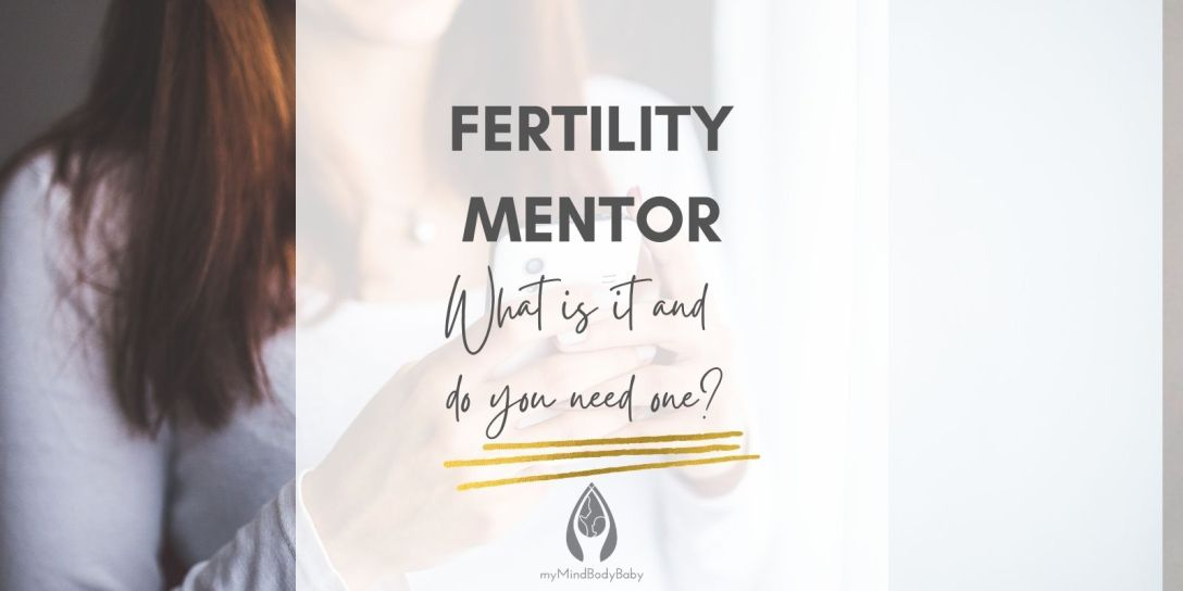 fertility mentor what is it and do you need one?