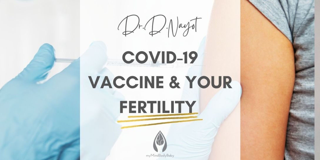 Covid-19 Vaccine and Your Fertility