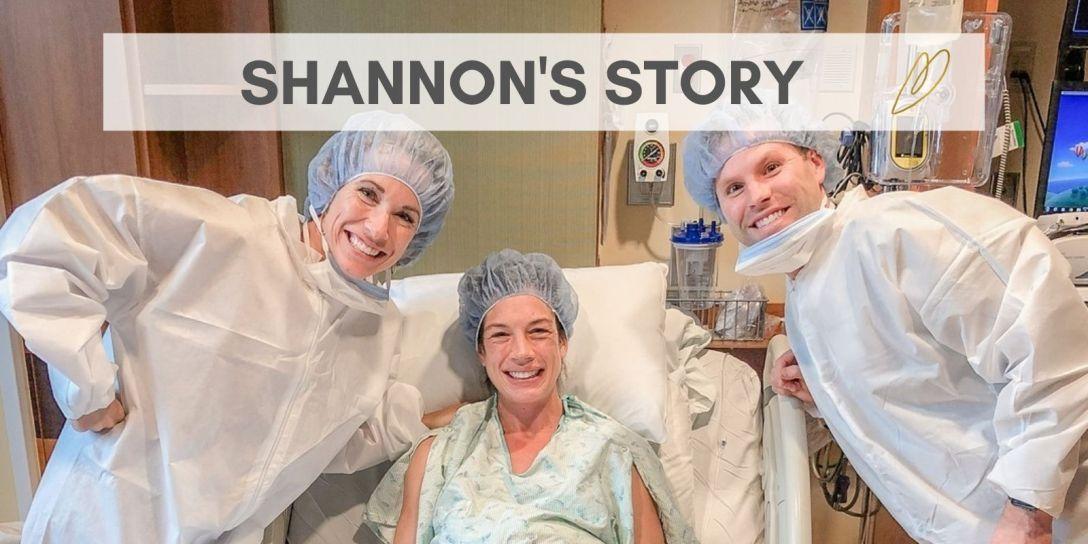Follicle Chronicles Shannon Leach