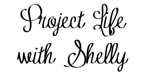My Mind's Eye Blog: Project Life with Shelly- June Edition