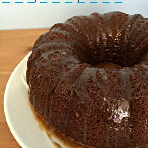 Chocolate Kahlua Cake Recipe