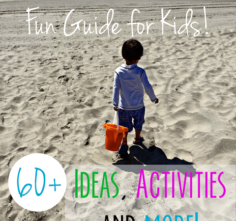 The Ultimate Summer Fun Guide for Kids!
