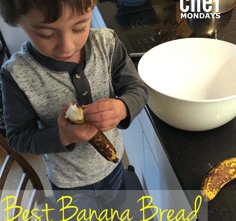 The Best Banana Bread Recipe!