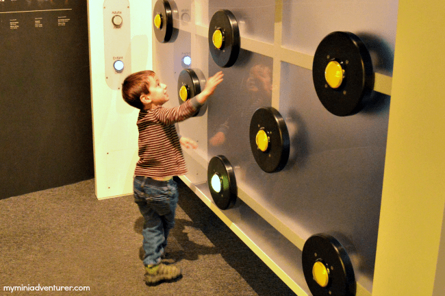Olympic museum game