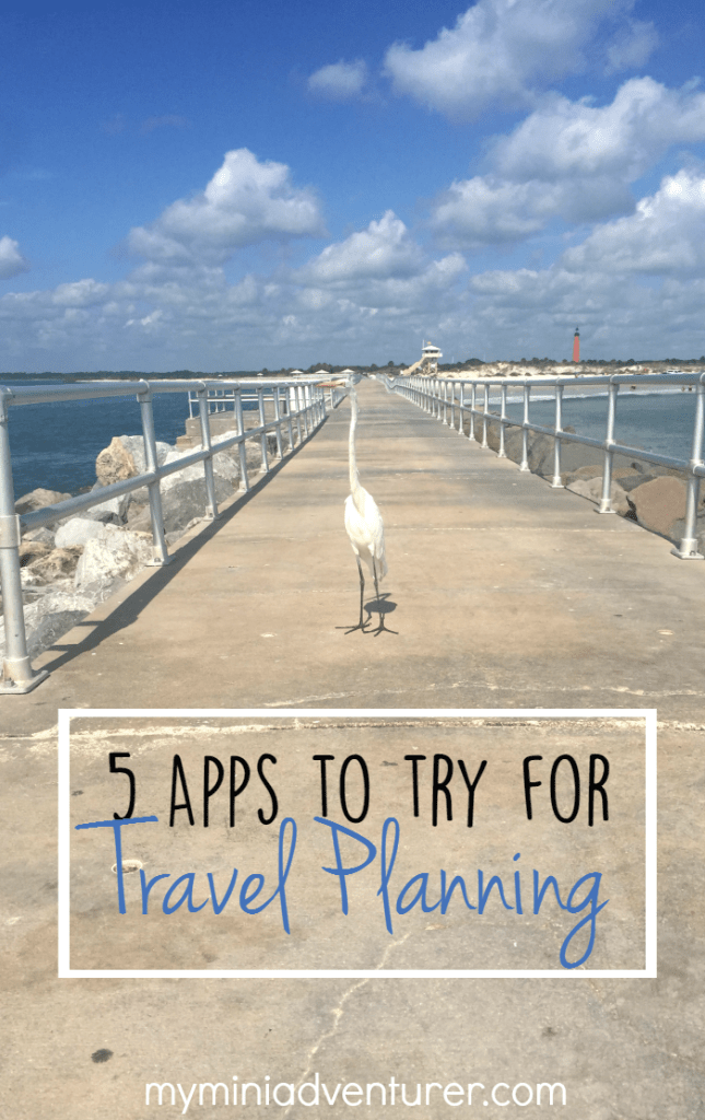 5 Apps to try for Travel Planning