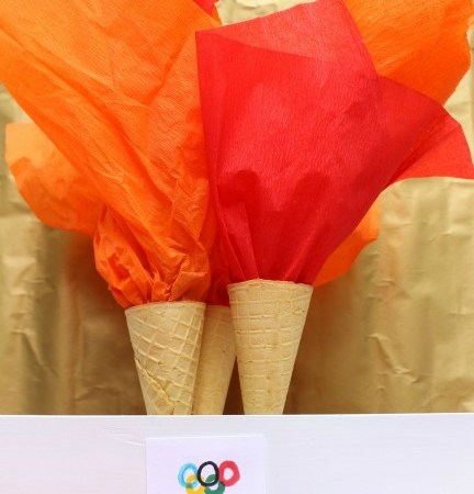 Olympics Themed Kids Activites