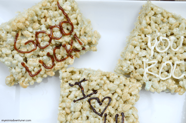 rice krispies treats lunchbox notes