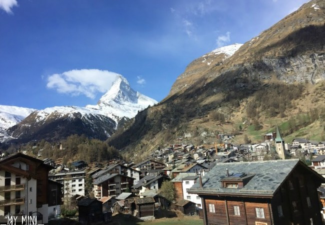 Weekend in Zermatt