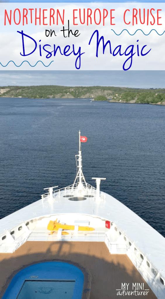 Northern Europe Cruise on the Disney Magic