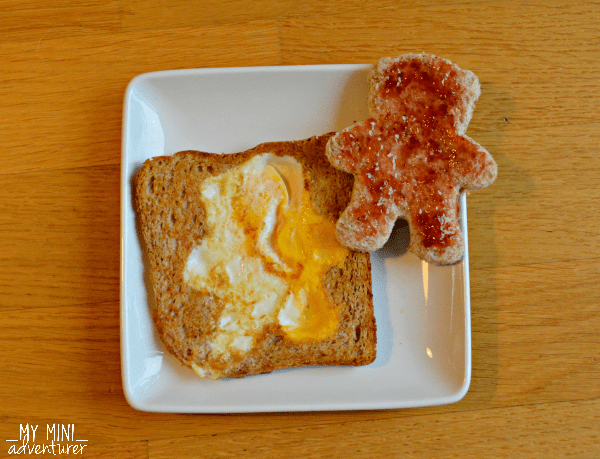 teddy bear breakfast
