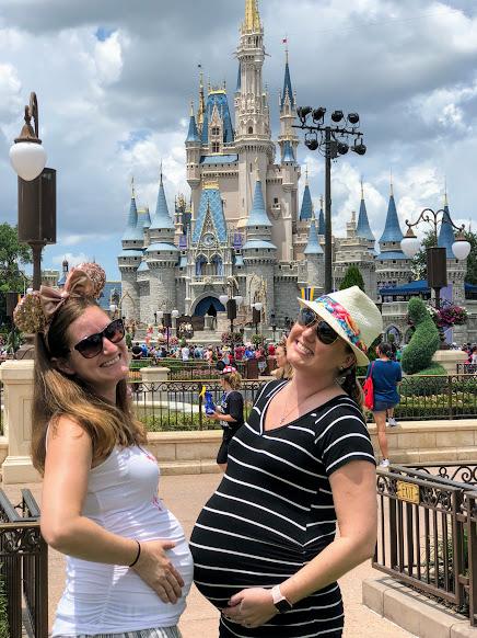 me and kim at magic kingdom