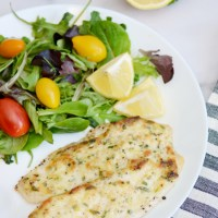 Best Broiled Tilapia Recipe