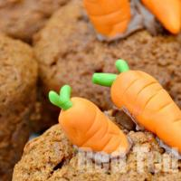 Carrot Cupcake Decorations - Red Ted Art's Blog