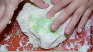 Cool Whip Playdough Recipe