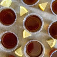 Long Island Iced Tea Jello Shots