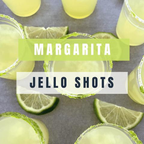 Margarita Jello Shots