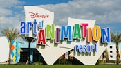 Disney's Art of Animation Resort   Walt Disney World Resort