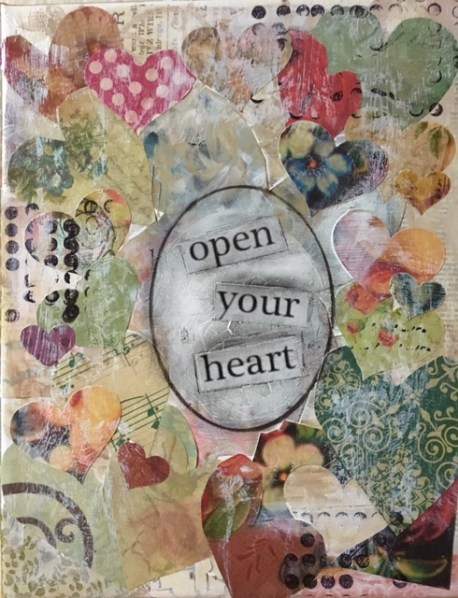 Open Your Heart Inspiration