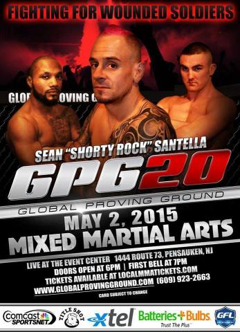 Global Proving Ground 20 Fighting for Wounded Soldiers