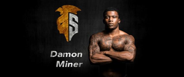 Damon Minor – Virginia's number one ranked amateur lightweight