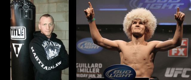 Who is Darrell Horcher? Why This Is A Dangerous Fight For Khabib
