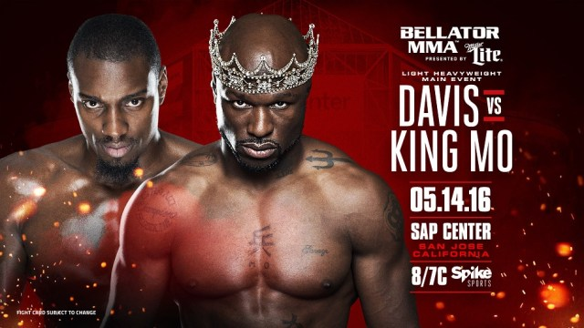Changes made to Bellator 154 fight card for May 14