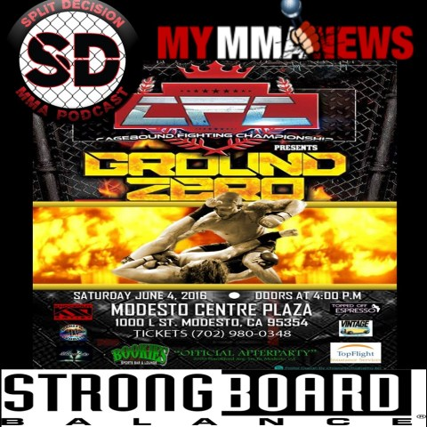 Split Decision MMA: MMA News, CFC Ground Zero, Mayhem Overweight