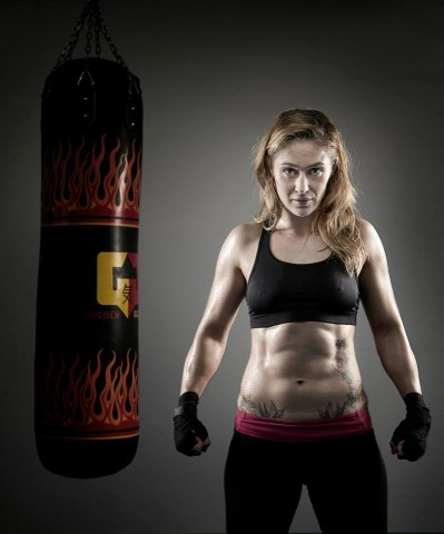 Marloes Coenen Now Faces Alexis Dufresne at Bellator 155