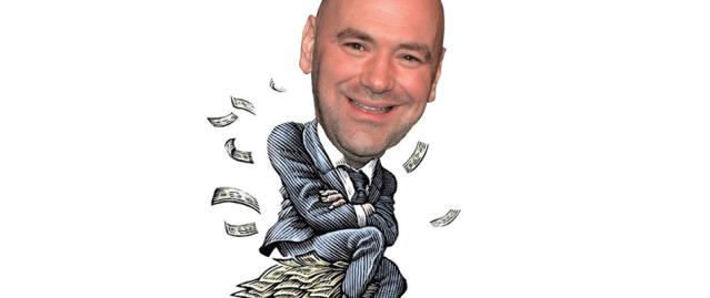 UFC Estimated Worth – $2.3 Billion; Lack of Growth Cited