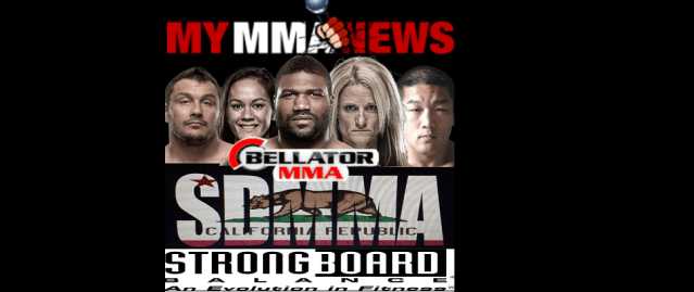 Split Decision MMA Podcast – Bellator 157, Felice, CM Punk & More