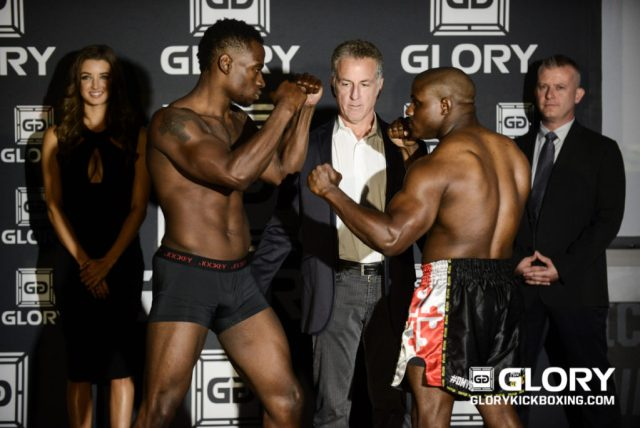 GLORY 32 Corbin vs Smith