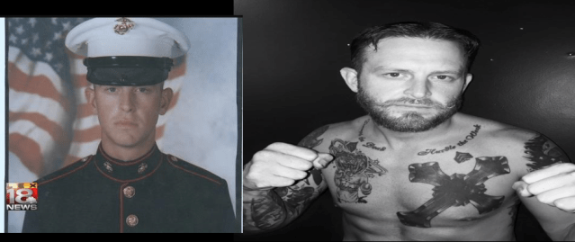 Body Of Marine and MMA Fighter Returned To Kentucky