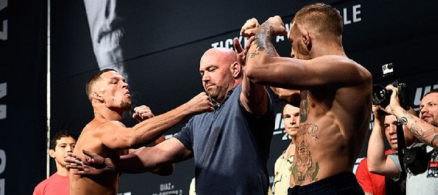 UFC 202 results:  Diaz vs McGregor 2