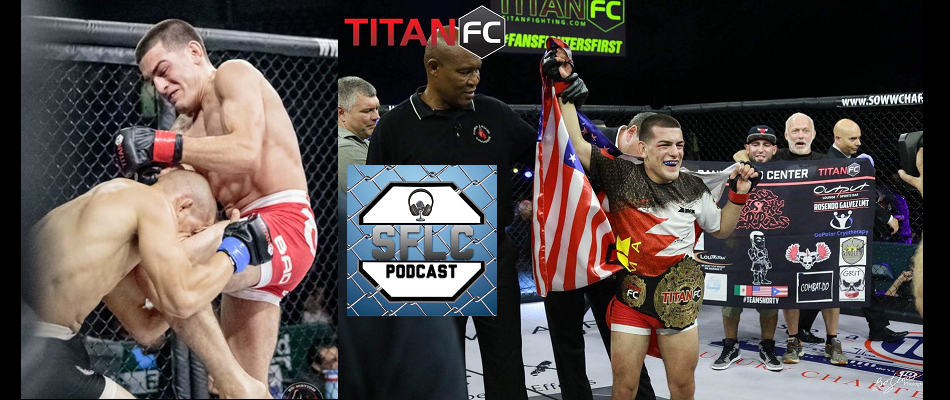 Jose Shorty Torres talks Titan FC 40